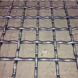 Сетка сложно-рифленая ячейки от 25 до 100 мм
