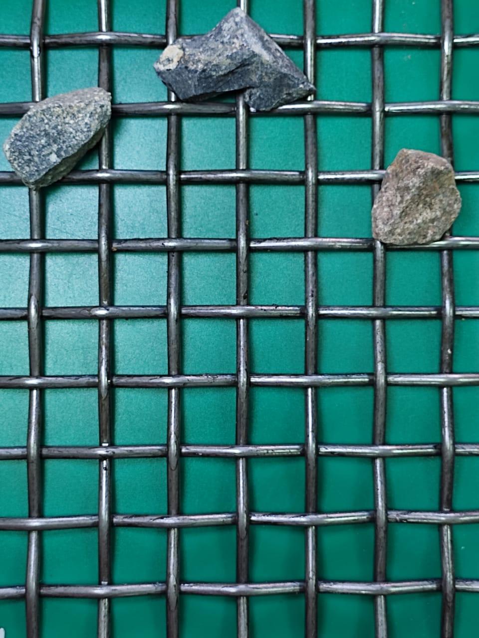 Сетка рифленая ячейки от 3 до 25 мм